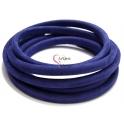 Cabedal Extra-Grosso Forrado Camurça - Intense Blue