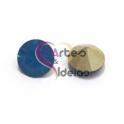 Cristal Swarovski SS39 Caribbean Blue Opal (Cone) [8.29mm]