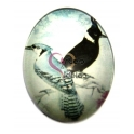 Cabochon Two Birds (40 x 30)