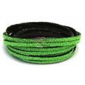 Cabedal Plano Caviar - Green (5 x 3) - [cm]