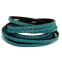 Cabedal Plano Caviar - Turquoise (5 x 3) - [cm]