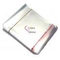 Saquinhos Transparentes Auto-Adesivo (110 x 109) - [aprox. 100 unds]
