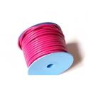 Cabedal Redondo 4.5 mm - fuchsia (1 metro)
