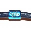Conta Metal Menino - Azul (Extra-Grosso)