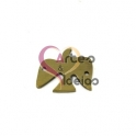 Conector Aço Inox Pomba - Dourado