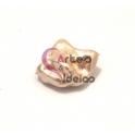 Nugget Pérola Rosa (aprox. 20mm)