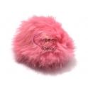 Pompom Fluffy - Rosa