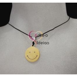 Fio de Seda One Shine Collection Aço - Smile [Dourado]