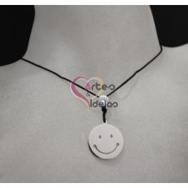 Fio de Seda One Shine Collection Aço - Smile [Prateado]