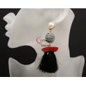 Brincos Fashion Mood 22541