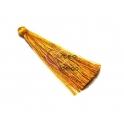 Pompom Médio de Seda - Amarelo Torrado (60mm)