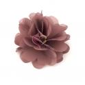 Flor de Tecido - Malva (50mm)
