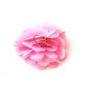 Flor de Tecido - Rosa Bebé (50mm)