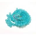 Fiada de Contas Acrílicas - Azul Bebé (8 mm) - [aprox. 100 unds]