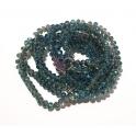 Fiada Contas de Cristal Facetadas - Verde AB (4mm) - [aprox.150unds]