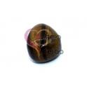 Pendente Pedra Irregular Olho Tigre (30x23mm)