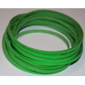 Cabedal Plano Flourescent Green (5 mm)