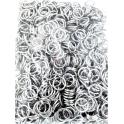 Argolas Metal de 10mm - Prateadas