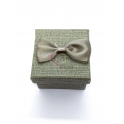 Caixa Quadrada Mini - Verde Seco