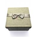 Caixa Quadrada - Verde Seco