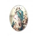 Cabochon Oval Nossa Senhora [Mod. 34079] - (30x20mm)