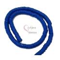 Fiada de Discos de Silicone [Azul Escuro] - 6mm