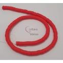 Fiada de Discos de Silicone [Vermelho] - 6mm