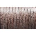 Cabedal Micro-Gravado Brown (5 x 2)