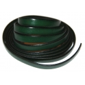 Cabedal Plano Liso Bottle Green (10 x 2)