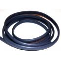 Cabedal Blue/Purple s/ Furo (Meia-Cana)