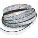 Cabedal Plano Silver Glitter (10 x 2)