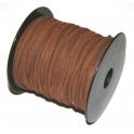 Fio de camurça - brown 2 (3mm) - metro