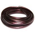 Cabedal Extra-Grosso Metal Garnet