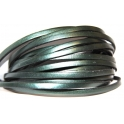 Cabedal Plano Metal Green (5 mm)