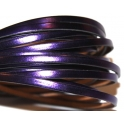 Cabedal Plano Metal Purple (5 mm)