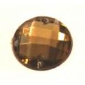 Strass Acrilico Light Topaz (12 mm)