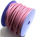 Cabedal Redondo 4.5 mm - pink (cm)