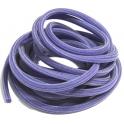 Silicone Extra-Grosso Efeito Felpudo - Blue