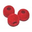 Conta Veludo - Red (4 mm)