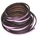 Cabedal Plano Metal Pink (5 mm)