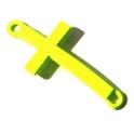 Conector Cruz Fluorescente Peq - Yellow