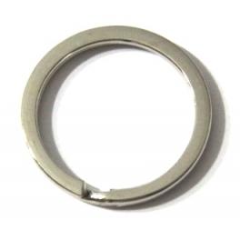 Argola para Porta-Chaves - Prateado (30 mm)