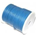 Cabedal Redondo de 3 mm Blue (50cm)