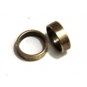 Conta Zamak Argola - Bronze (10 mm)