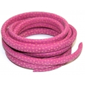 Cabedal Extra-Grosso Forrado - Fuchsia/Pink