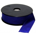 Fita Lycra 30 mm - Navy Blue (1 metro)