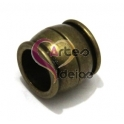 Fecho Metal Iman - Bronze (10 mm)